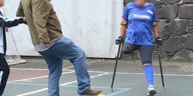 A través de actividades lúdicas, educativas y de sensibilización, se llevó a cabo la 7ª Feria de los Derechos de las Personas con Discapacidad, en la CDHDF