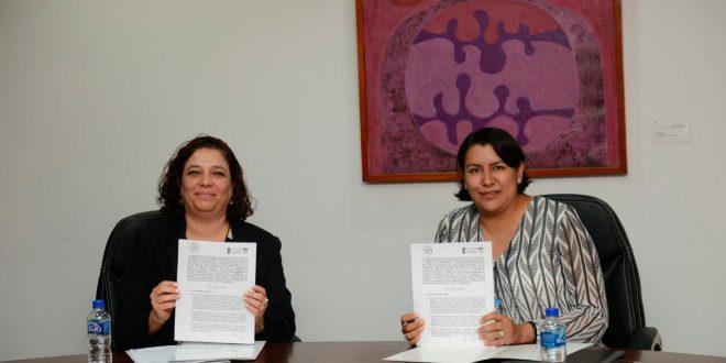 Galería: Firma de Convenio de Colaboración entre CDHDF y El Colegio de México