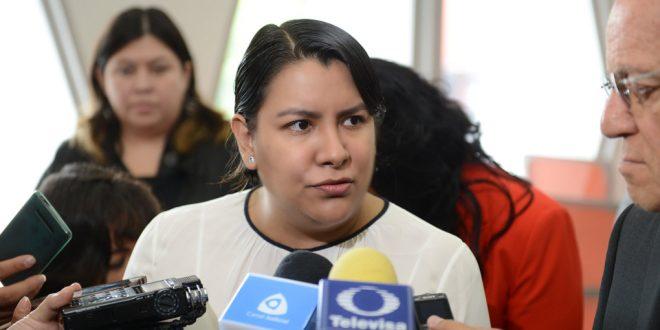 Entrevista a la Presidenta de la CDHDF, Doctora Perla Gómez Gallardo, en la firma de Convenio con INVEA