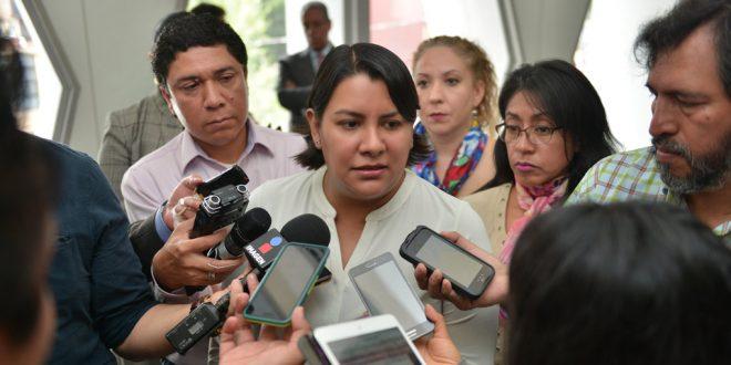 Entrevista a la Presidenta de la CDHDF, Doctora Perla Gómez Gallardo, en la presentación de la Recomendación 5/2017