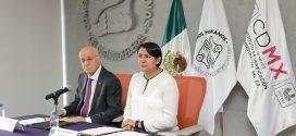 Discurso de la presidenta de la CDHDF, Doctora Perla Gómez Gallardo, en la Firma de Convenio con INVEA