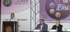 Discurso de la Presidenta de la CDHDF, Doctora Perla Gómez Gallardo, en la inauguración de la Séptima Feria de los Derechos de las Personas con Discapacidad