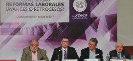 Se impulsa un Observatorio sobre la Implementación de la Reforma Laboral en México