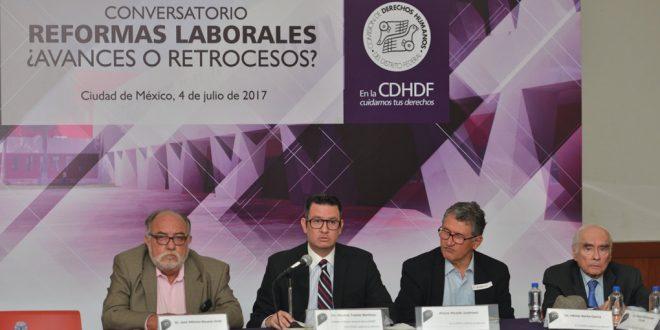 Galería: Conversatorio Reformas Laborales ¿Avances o Retrocesos?