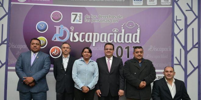 Galería: Inauguración 7ª Feria de los Derechos de las Personas con Discapacidad