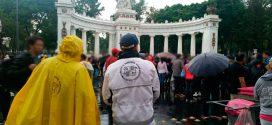 Galería: CDHDF acompañó marcha #Ayotzinapa35Meses