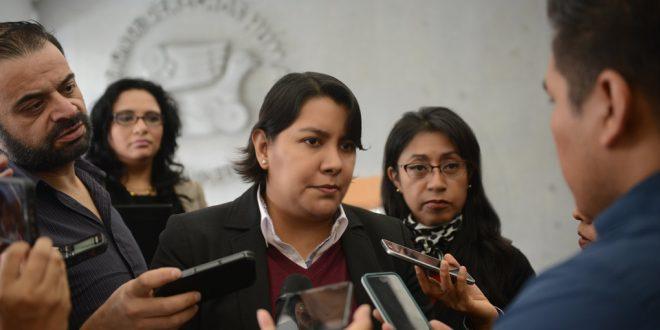 Entrevista a la Doctora Perla Gómez Gallardo, Presidenta de la CDHDF, luego de la presentación de Recomendaciones 6/2017 y 7/2017