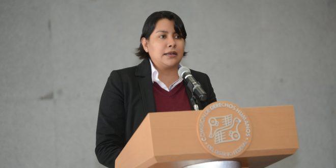 Palabras de la Doctora Perla Gómez Gallardo, Presidenta de la CDHDF, durante la presentación de las Recomendaciones 6/2017 y 7/2017