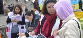 A través de Jornadas Ciudadanas, la CDHDF informa y defiende la Constitución de la Ciudad de México