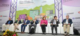 Galería: 2do. día del Foro Crecimiento Urbano y Derechos Humanos.