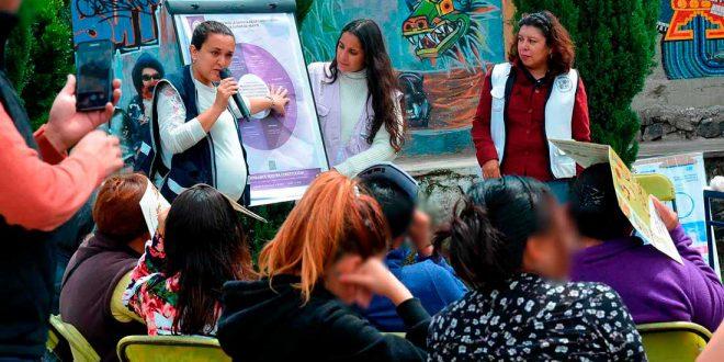 Galería: Jornada Ciudadana por la Defensa de la Constitución, en Delegación Iztapalapa
