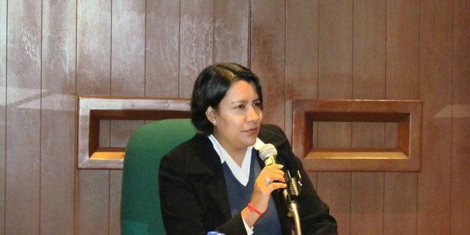 """Galería: Conferencia en INACIPE: """"Los DDHH desde la perspectiva de los agentes del Ministerio Público""""."""
