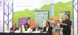 Inaugura CDHDF el Foro Internacional Crecimiento urbano y derechos humanos: desafíos para la política urbana en la Ciudad de México