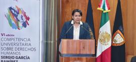 Palabras de la Doctora Perla Gómez Gallardo, Presidenta de la CDHDF, en la inauguración de la VI Edición de la Competencia Universitaria sobre Derechos Humanos Sergio García Ramírez