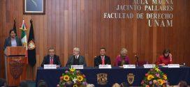 Galería: Clausura y entrega de reconocimientos Competencia Universitaria sobre DDHH Sergio Garcia Ramirez, Facultad de Derecho, UNAM
