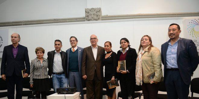 """Galería: Presentación libro """"Los invisibles: niñas, niños y adolescentes en situación de calle en la CDMX""""."""