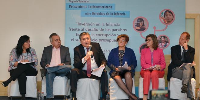 """Galería: Segundo Seminario """"Pensamiento Latinoamericano sobre Derechos de la Infancia"""""""