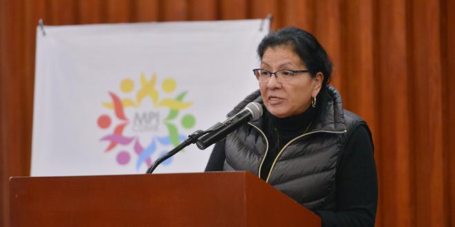 Palabras de la Presidenta de la CDHDF, Nashieli Ramírez Hernández, en la inauguración del Seminario Mejores Prácticas Internacionales para la Protección, Defensa, Ejercicio y Promoción del Derecho a Defender Derechos Humanos y la Libertad de Expresión