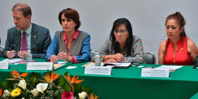 Participa CDHDF en Segunda Sesión Ordinaria de la Comisión Intersecretarial de Reinserción Social de los Centros Penitenciarios