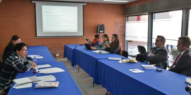 Entrega CDHDF el Reporte sobre el ejercicio de la Libertad de Expresión en la Ciudad de México a Relatores de la ONU y de la CIDH