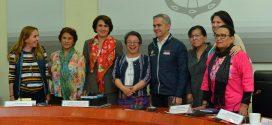 Galería: Reunión con la Relatora de Pueblos Indígenas de la ONU