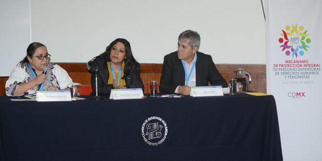 """Galería: 2do. día Seminario """"Mejores Prácticas Internacionales para Protección, Defensa, Ejercicio y Promoción del Derecho a Defender DDHH y Libertad de Expresión""""."""