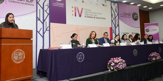 Galería: IV Coloquio sobre Reinserción Social: Reflexiones sobre el Sistema de Justicia Penal