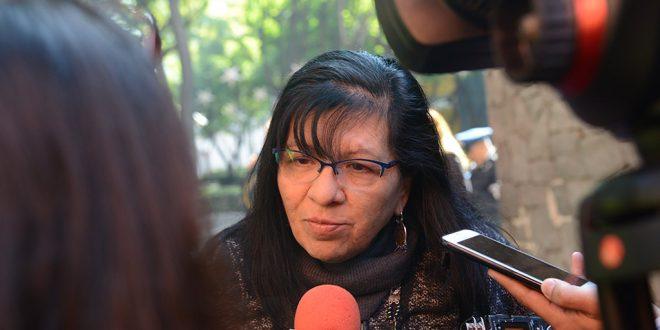 Entrevista a la Presidenta de la CDHDF, Nashieli Ramírez Hernández, en la inauguración del XV Festival Tus Derechos en Corto 2017, realizado en el Teatro de las Artes del CENART