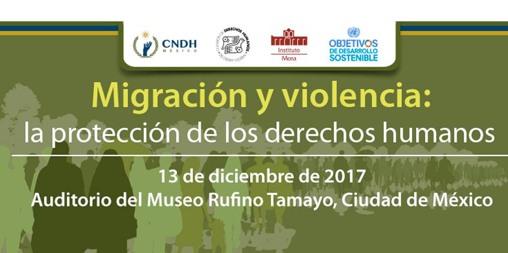 """Cine Conversatorio """"Migración y violencia: la protección de los derechos humanos"""" @ Museo Rufino Tamayo"""