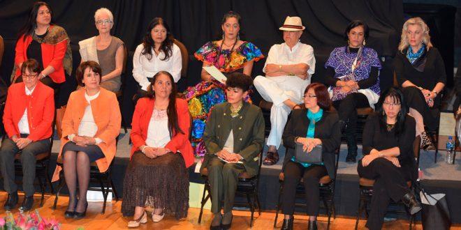 Galería: XV entrega de la Medalla Omecíhuatl 2017