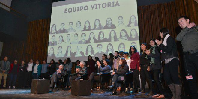 Galería: Presentación Informe Anual Centro de Derechos Humanos Fray Francisco de Vitoria