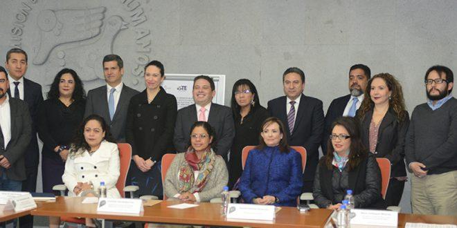 Galería: Convenio con el Tribunal Electoral CDMX y el Instituto Electoral de la CDMX