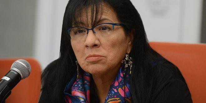 Palabras de la Presidenta de la CDHDF, Nashieli Ramírez Hernández, durante la Firma del Convenio de Coordinación Interinstitucional, con el Tribunal Electoral de la Ciudad de México (TECDMX) y el Instituto Electoral de la Ciudad de México (EICM).