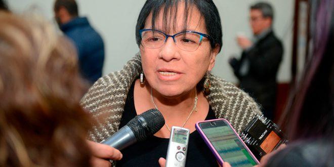 Entrevista a la Presidenta de la CDHDF, Nashieli Ramírez Hernández, en el Seminario de Buenas Prácticas para Erradicar la Violencia contra Niñas, Niños y Adolescentes