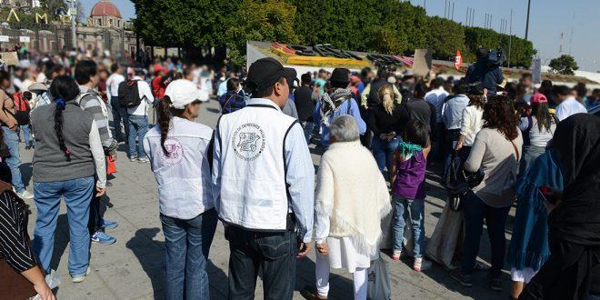 Galería: CDHDF acompaña XXXIX Acción Global por Ayotzinapa