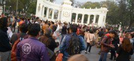 Galería: CDHDF acompañó marcha #Ayotzinapa40meses
