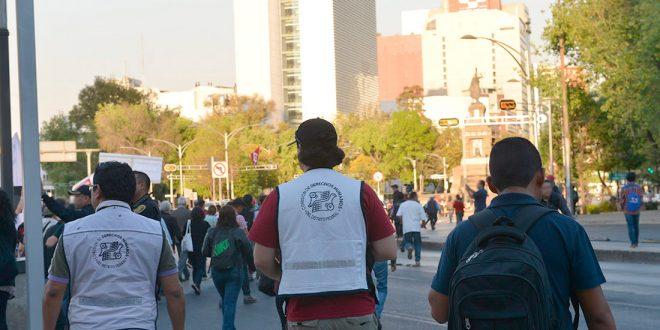 Galería: Marcha contra la Ley de Seguridad Interior