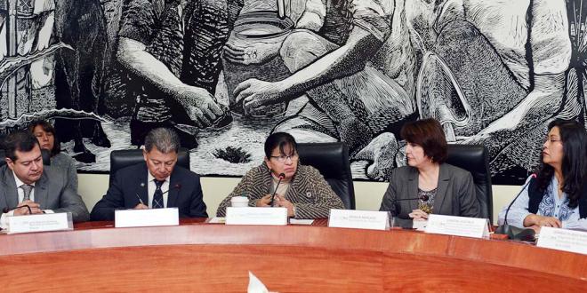 Palabras de la Presidenta de la CDHDF, durante la instalación del Consejo Consultivo del Mecanismo de Protección Integral de Personas Defensoras de Derechos Humanos y Periodistas de la Ciudad de México