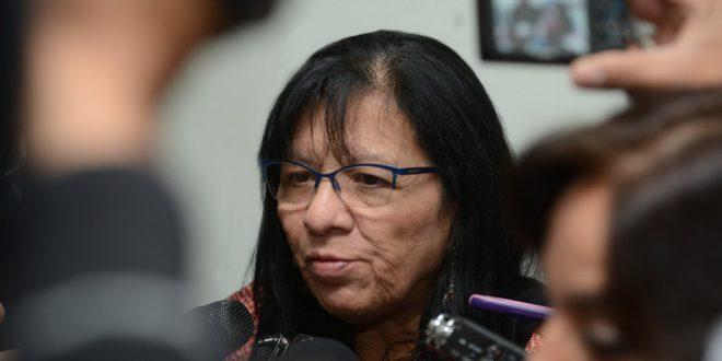 Entrevista a la Presidenta de la CDHDF, Nashieli Ramírez al término de la firma de convenio entre STC Metro y CDHDF