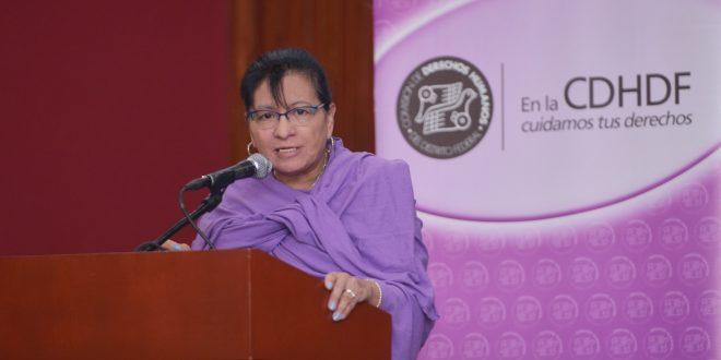 Palabras de la Presidenta de la CDHDF, Nashieli Ramírez Hernández, en la inauguración del Foro Análisis del Proyecto de Reglamentación a la Reforma Constitucional Laboral De 2017