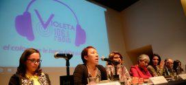 Galería: Presentación de Violeta Radio 106.1