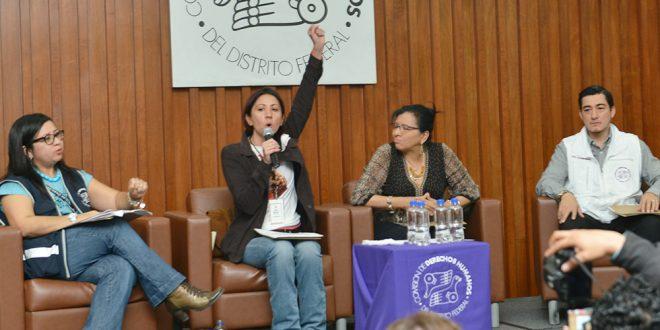 Discurso de la Presidenta de la CDHDF, Nashieli Ramírez Hernández, en la inauguración de la Primera Audiencia Pública para Identificar Problemáticas y Documentar Presuntas Violaciones a Derechos Humanos que Enfrentan las Personas Damnificadas en la Ciudad de México, por los Sismos de Septiembre de 2017
