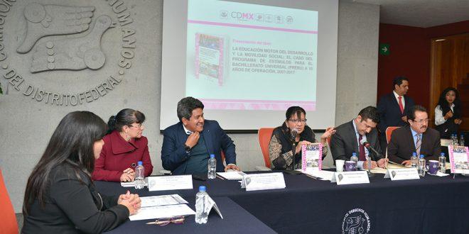 """Galería: Presentación del libro """"La educación motor del desarrollo y la movilidad social"""""""