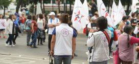 Galería: CDHDF acompañó marcha #Ayotzinapa42meses