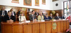 Galería: Sesión Solemne de entrega del Galardón Benito Juárez