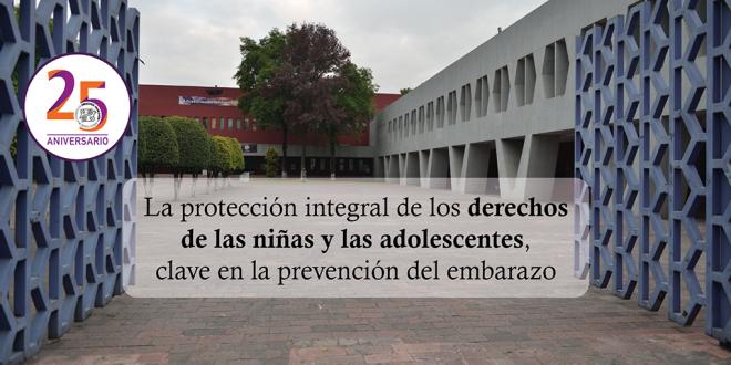 La protección integral de los derechos de las niñas y las adolescentes, clave en la prevención del embarazo