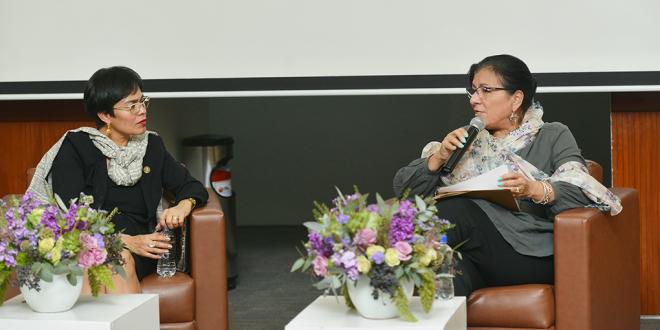 """Discurso de la Presidenta de la CDHDF, Nashieli Ramírez Hernández, en la inauguración del Conversatorio: """"Las mujeres en el trabajo, miradas diversas"""""""