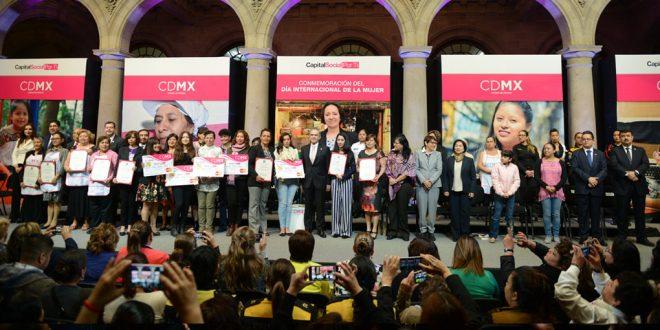 La CDHDF reconoce la importancia de las mujeres en la defensa de los derechos humanos