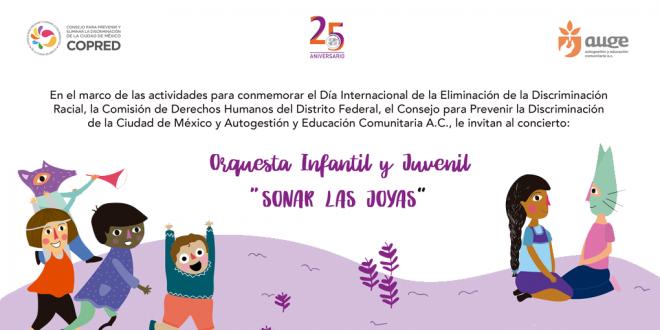 """Orquesta Infanti y Juvenil """"Sonar las Joyas"""""""