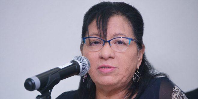 Palabras de la Presidenta de la CDHDF, Nashieli Ramírez Hernández, en la rueda de prensa ofrecida por integrantes del Consejo de este organismo, el Secretario de Gobierno de la CDMX y el Secretario de Finanzas de la Ciudad